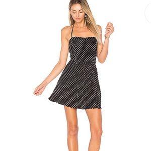 Flynn skye marissa mini moonshine polka dot dress